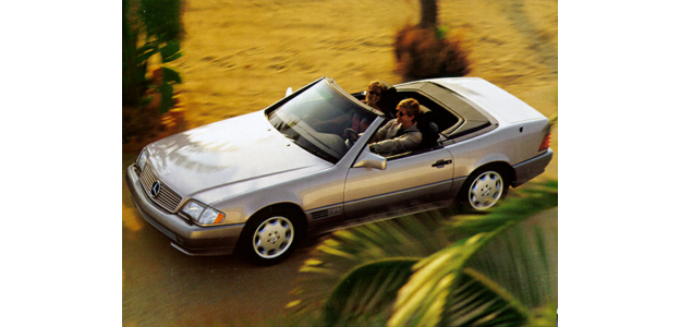 1995 Mercedes-Benz SL450