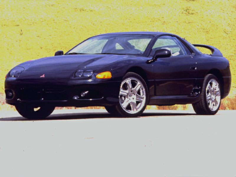 1995 mitsubishi 3000gt reviews specs and prices. Black Bedroom Furniture Sets. Home Design Ideas