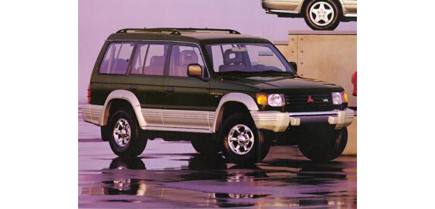 1995 Mitsubishi Montero