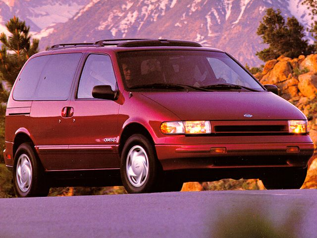 1995 Nissan Quest GXE Minivan for sale in Yuba City for $0 with 155,042 miles