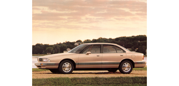 1995 Oldsmobile Eighty-Eight Royale