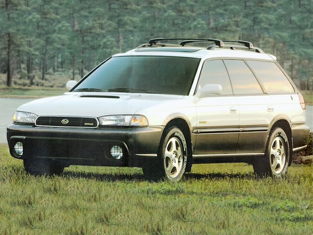 1995 Subaru Legacy Outback AWD Wagon for sale in Wilmington for $5,000 with 160,132 miles