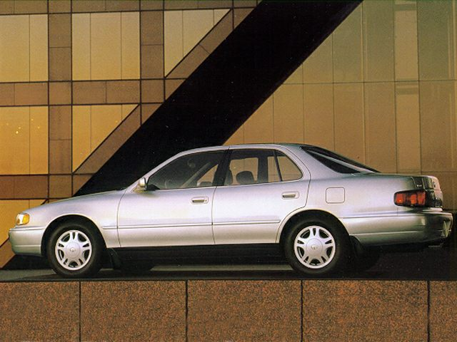 1995 toyota camry reviews specs and prices cars