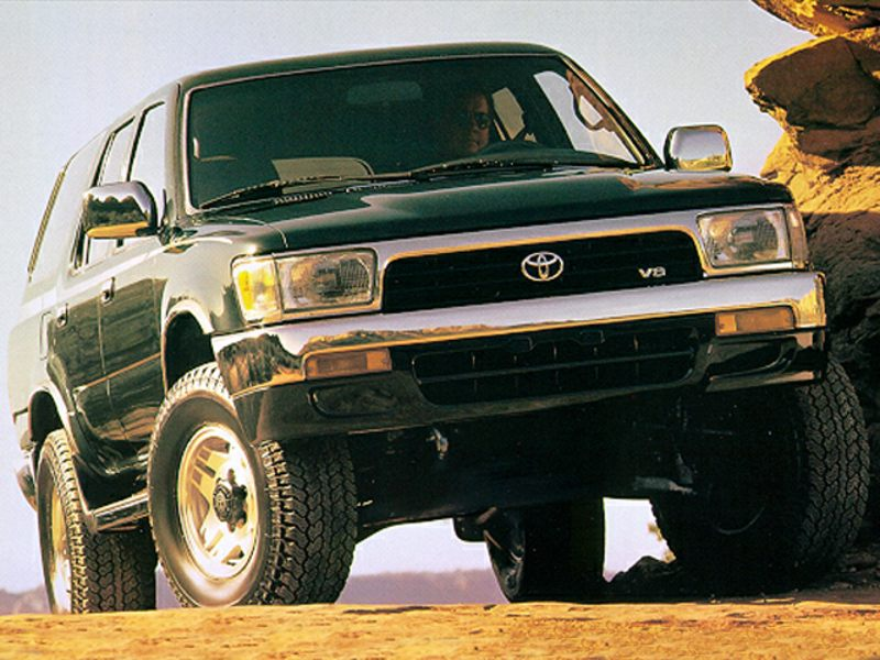 1995 toyota 4runner reviews specs and prices. Black Bedroom Furniture Sets. Home Design Ideas