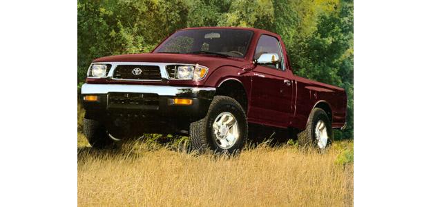 1995 Toyota 4WD Trucks