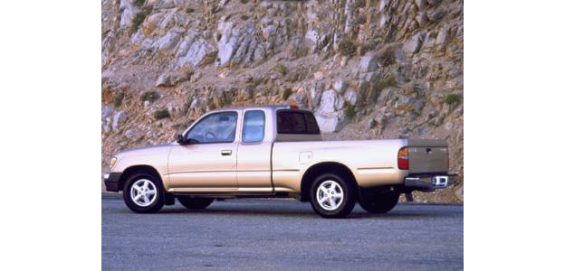 1995 Toyota 2WD Trucks