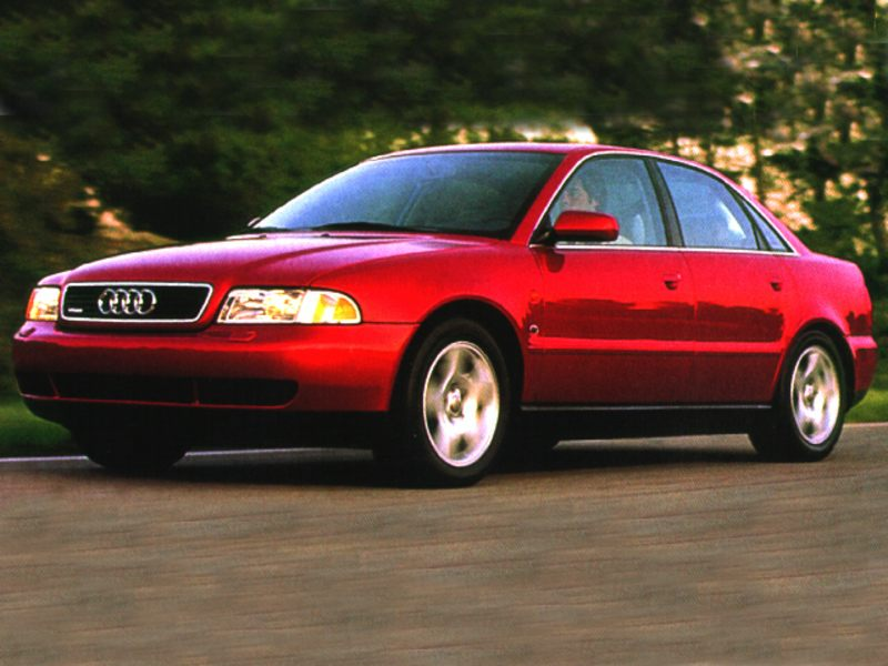 1997 audi a4 reviews specs and prices. Black Bedroom Furniture Sets. Home Design Ideas