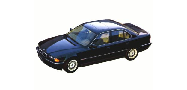 1996 BMW 740