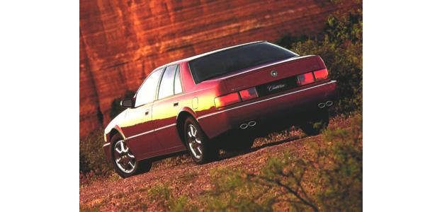 1996 Cadillac Seville