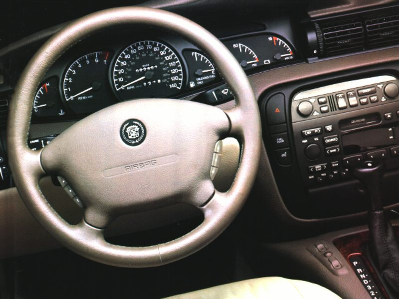 1997 cadillac catera reviews specs and prices cars com