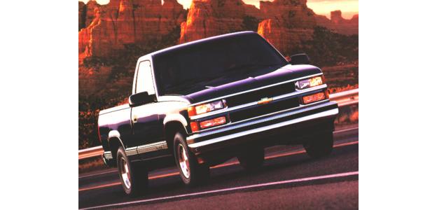 1997 Chevrolet C3500