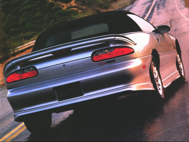 1996 Chevrolet Camaro Convertible for sale in Indianapolis for $3,990 with 168,602 miles.