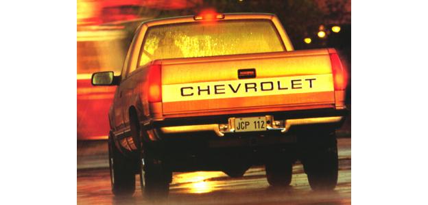 1997 Chevrolet K3500