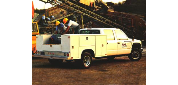 1996 Chevrolet C3500