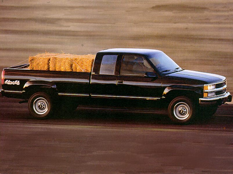 1997 chevrolet 3500 reviews specs and prices. Black Bedroom Furniture Sets. Home Design Ideas