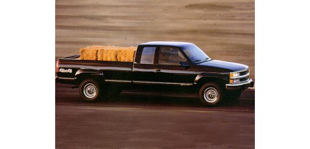 1996 Chevrolet K2500