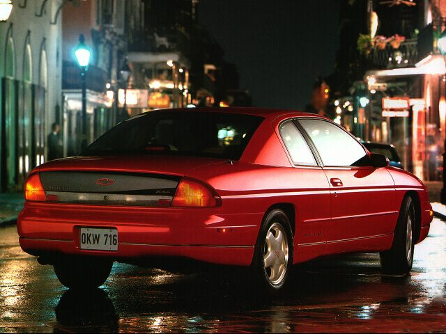 1996 Chevrolet Monte Carlo LS Coupe for sale in Wenatchee for $1,990 with 161,040 miles