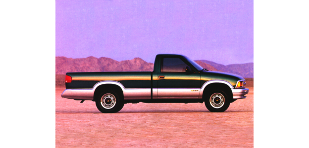 1997 Chevrolet T10