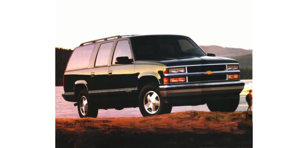 1996 Chevrolet Suburban 1500