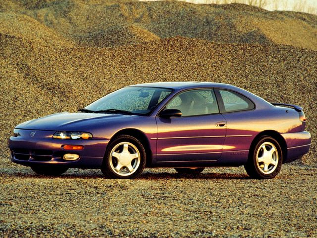 1996 Dodge Avenger ES Coupe for sale in Seattle for $0 with 215,930 miles