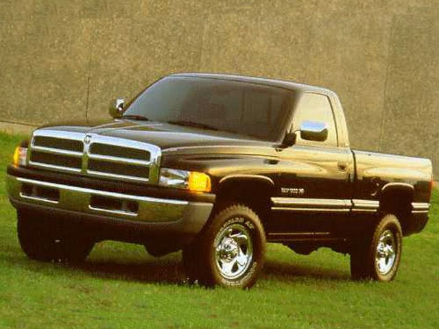 1996 Dodge Ram 1500 LT Regular Cab Pickup for sale in Warner Robins for $3,449 with 226,001 miles