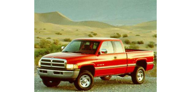 1996 Dodge BR1500