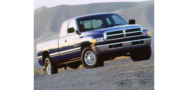 1996 Dodge BR2500