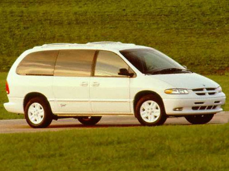 1996 dodge grand caravan reviews specs and prices. Black Bedroom Furniture Sets. Home Design Ideas