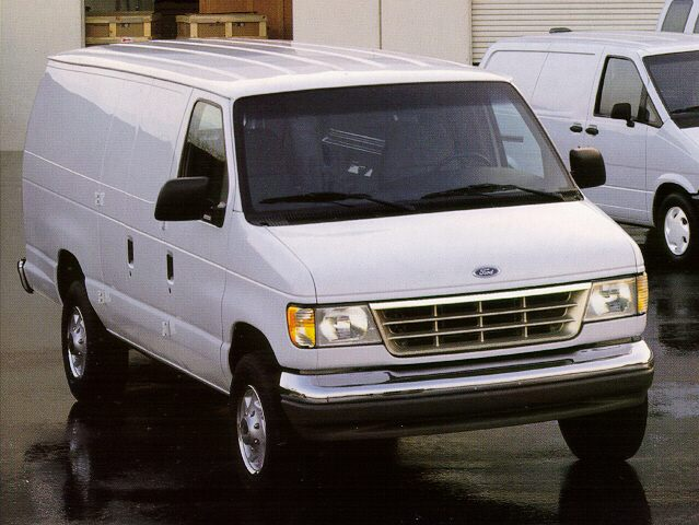 1996 Ford E150 Cargo Van for sale in Reading for $3,851 with 153,819 miles.