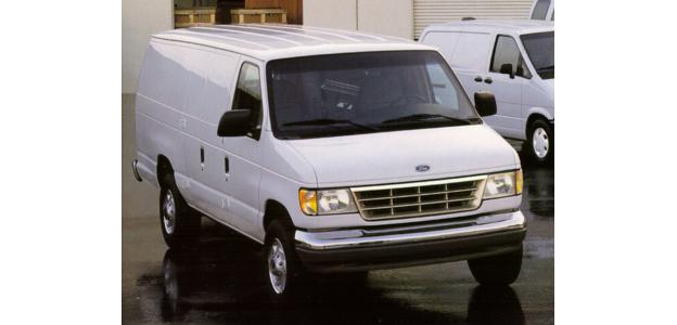 1997 Ford E-250