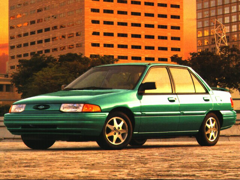 1996 Ford Escort Reviews Specs And Prices Cars Com