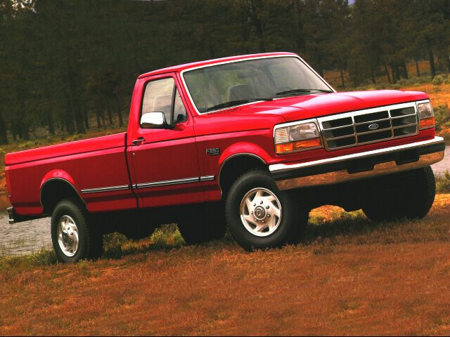 1997 Ford F 250 Specs Pictures Trims Colors Cars Com