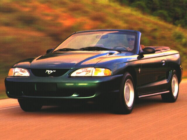 1996 Ford Mustang GT Convertible for sale in Durham for $0 with 163,737 miles