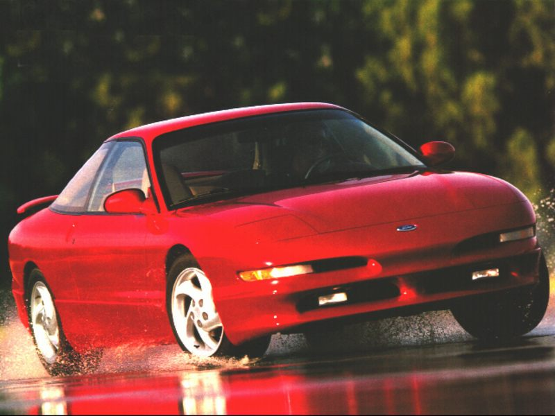 1997 ford probe reviews specs and prices. Black Bedroom Furniture Sets. Home Design Ideas