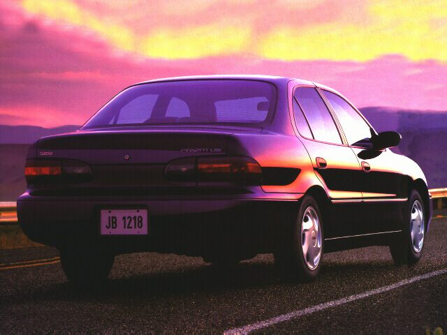 1997 Geo Prizm Sedan for sale in Mansfield for $3,995 with 95,479 miles