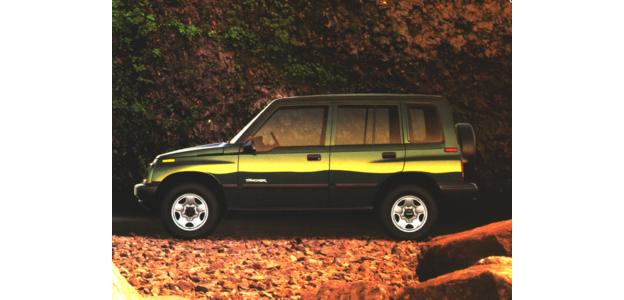 1997 Geo Tracker