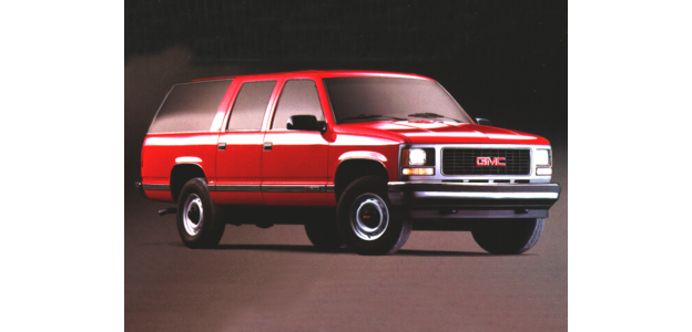 1996 GMC Suburban 2500