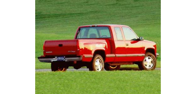 1996 GMC Sierra 2500