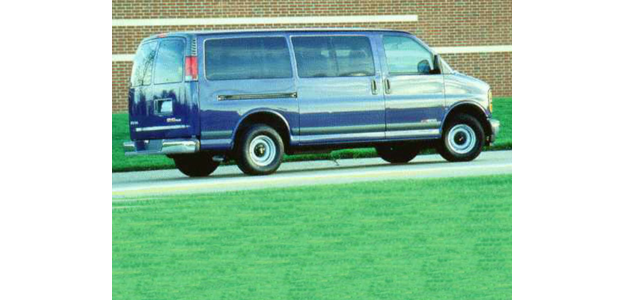 1996 GMC Savana