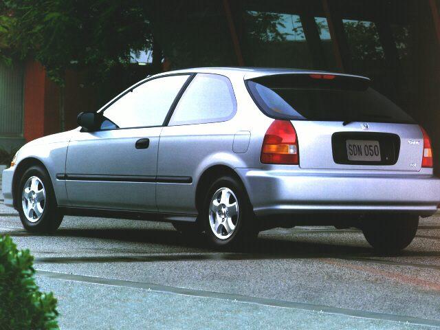 1997 honda civic specs