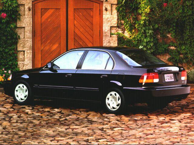 1998 Honda Civic Reviews Specs And Prices Cars Com