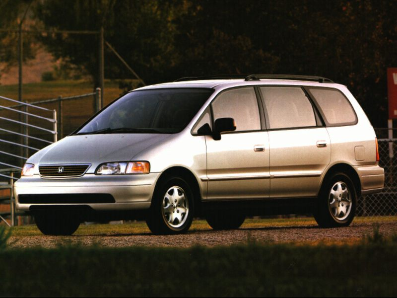 1996 honda odyssey reviews specs and prices. Black Bedroom Furniture Sets. Home Design Ideas
