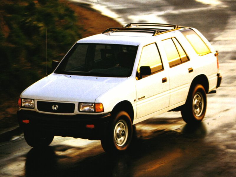 1996 honda passport reviews specs and prices. Black Bedroom Furniture Sets. Home Design Ideas