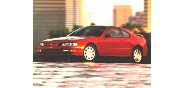 1996 Honda Prelude