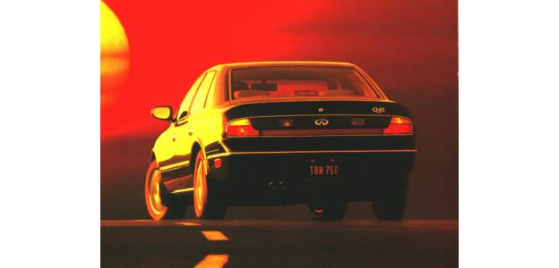 1996 Infiniti Q45