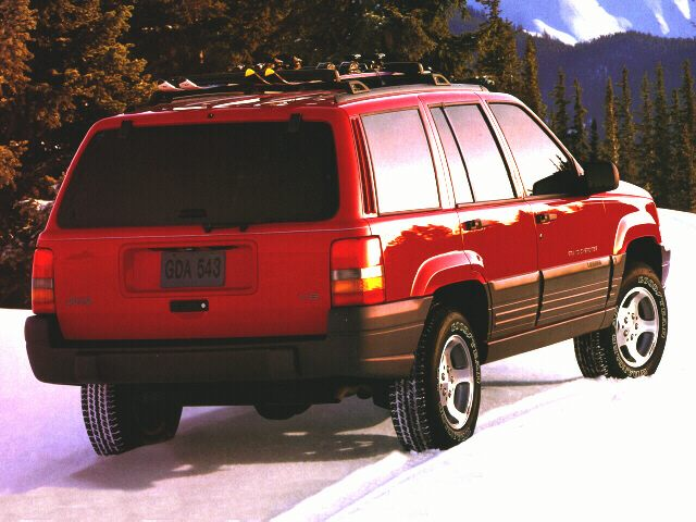 1996 Jeep Grand Cherokee Laredo 4WD SUV for sale in Brooklyn for $999 with 224,280 miles