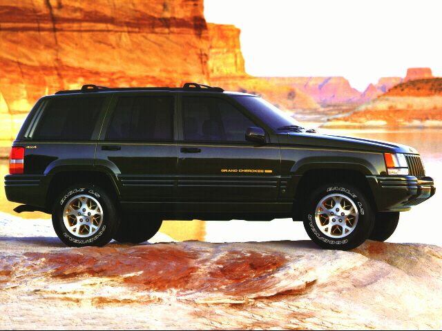 1996 Jeep Grand Cherokee Specs Pictures Trims Colors