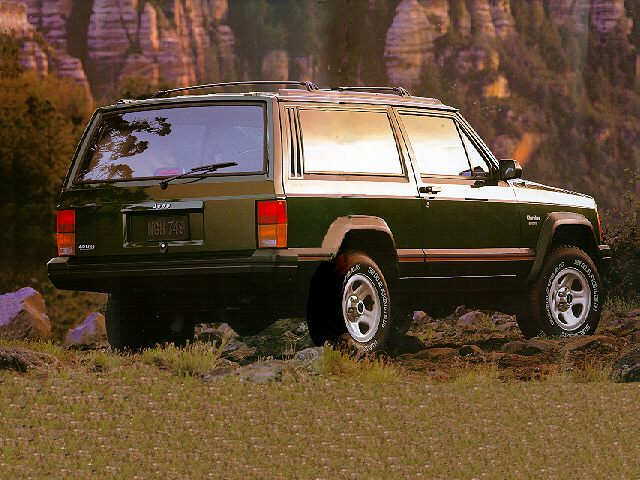 1997 Jeep Cherokee Sport SUV for sale in Augusta for $4,995 with 262,866 miles.
