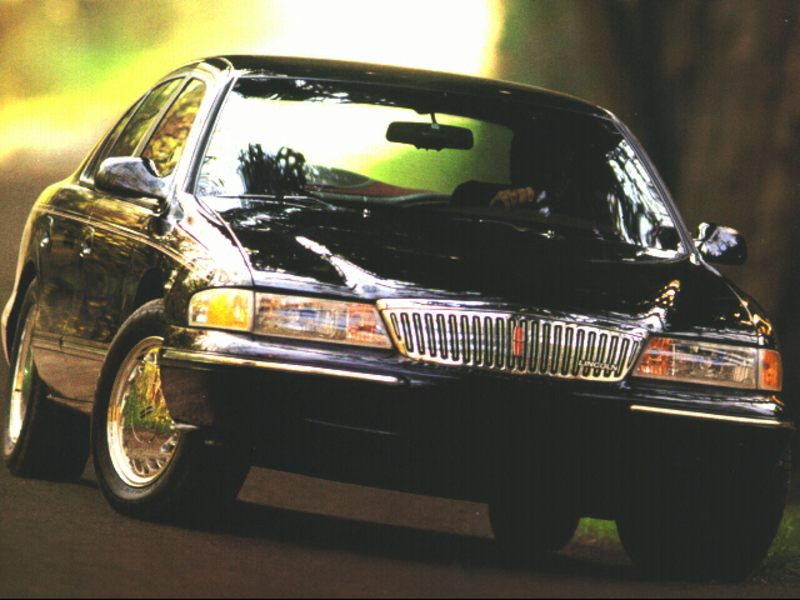 1996 lincoln continental reviews specs and prices. Black Bedroom Furniture Sets. Home Design Ideas