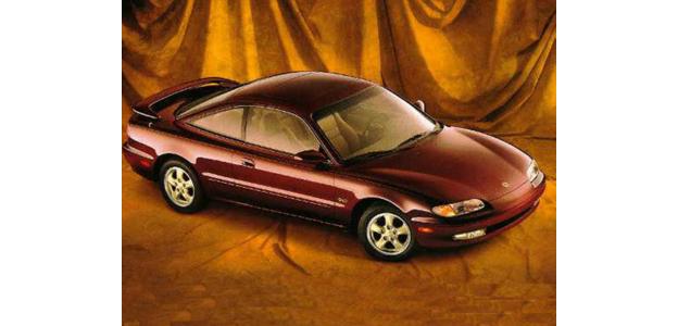 1996 Mazda MX-6 Mystere